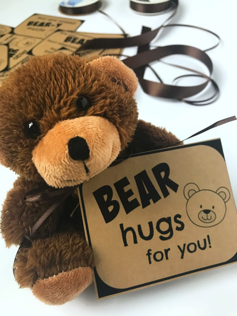 Bear hugs valentine @michellepaigeblogs.com