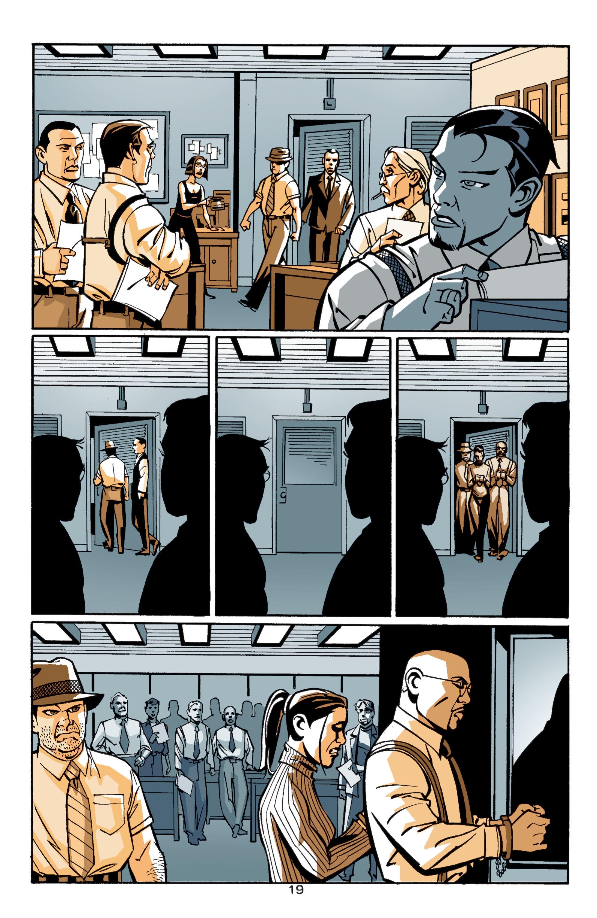 Detective Comics (1937) 759 Page 19