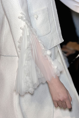 White on White - Chanel details