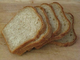 Homemade bread is easy to make