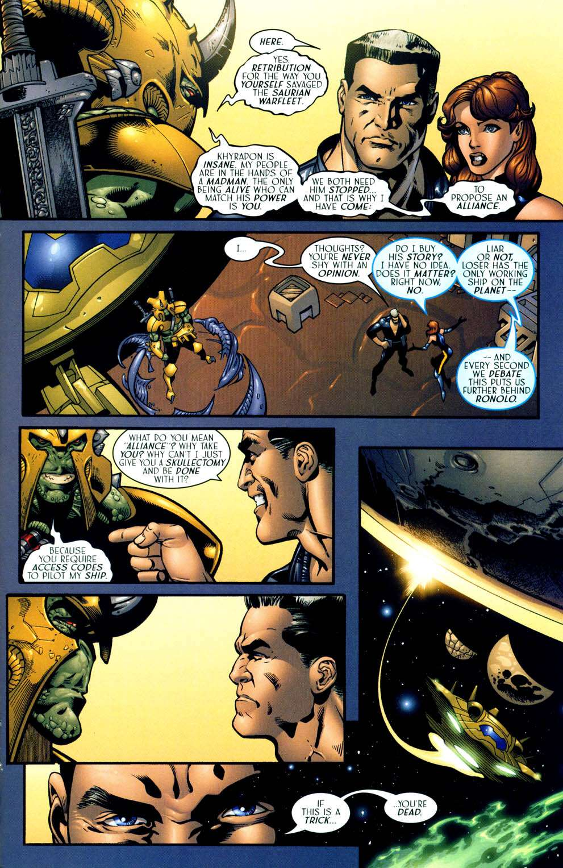 Read online Sigil (2000) comic -  Issue #13 - 13