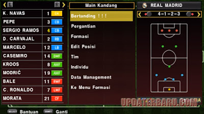 ISO PES Jogress v2 For PSP Android
