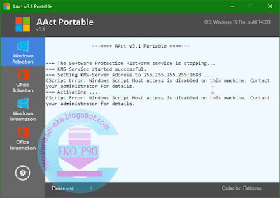 Download AAct V3.1 Portable Terbaru