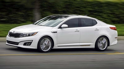Harga All New Kia Optima