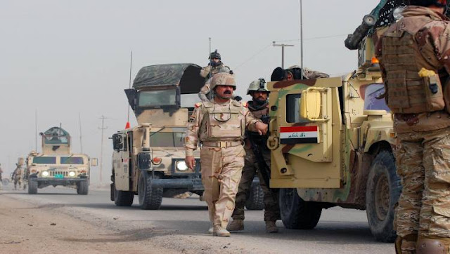اخبار العراق اليوم الاثنين 16-5-2016 الجيش العراقى يحرر الرطبة من داعش