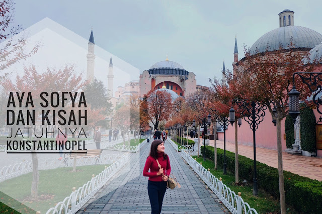 Aya Sofya, www.piknikcantik.com, choty, istanbul