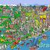 OPINIÃO / Americano escreve lista viral sobre 20 razões para odiar o Brasil e os brasileiros