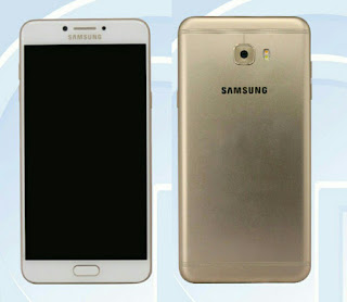 Samsung Galaxy C7 Pro Images & Specs leaked by TENAA