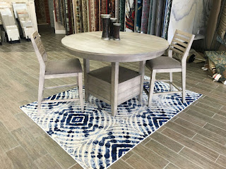 New area rugs in fun patterns and designs - even create your own!