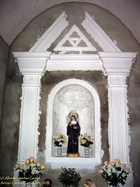arroyo-cerezo-iglesia-hornacina-santa-rita