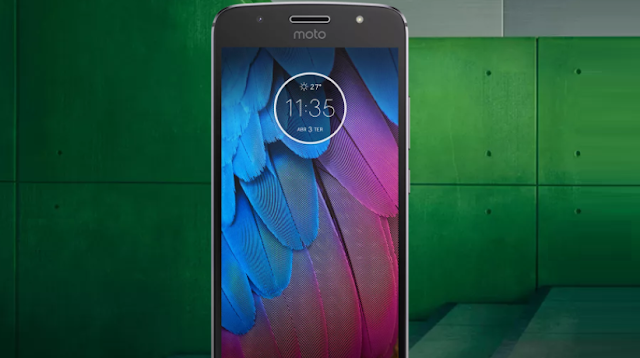 Download: Moto G5s Stock Wallpaper