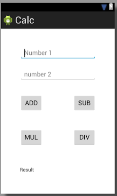 Simple-Calculator-app-in-Android
