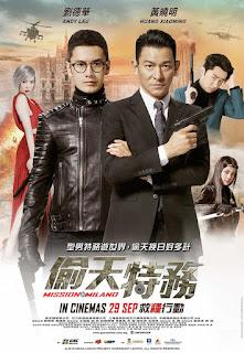 Watch Mission Milano (Tou tian te wu) (2016) movie free online