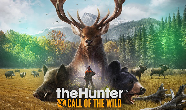 تحميل لعبة thehunter call of the wild