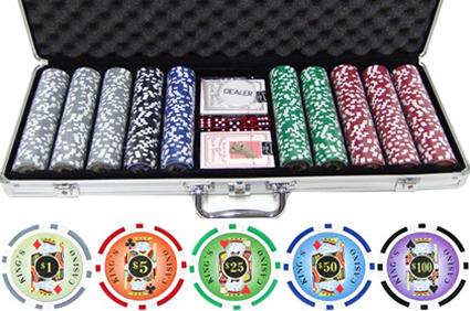 Chip Poker Yang Biasa Dimainkan Di Judi Online PokerAce99
