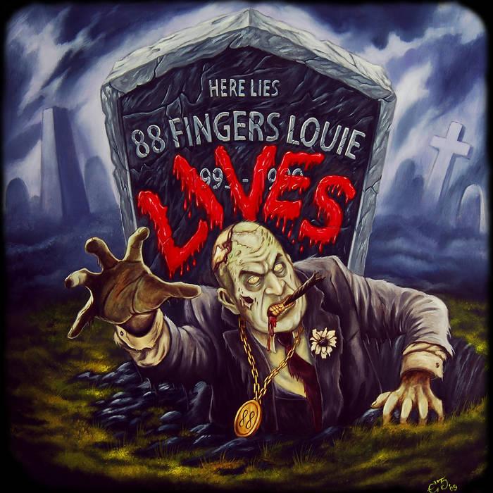 Gerao 666 88 Fingers Louie