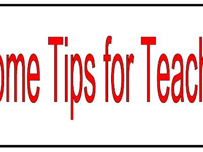 Some Helpful Chrome Tips for Teachers