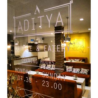 Aditya Carwash & Cafe