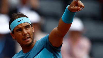 Rafael Nadal Listed on Final List for Rio 2016