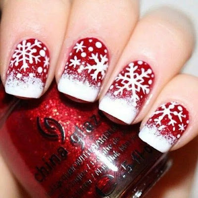 classy-and-stylish-christmas-nail-art-designs-for-girls-7