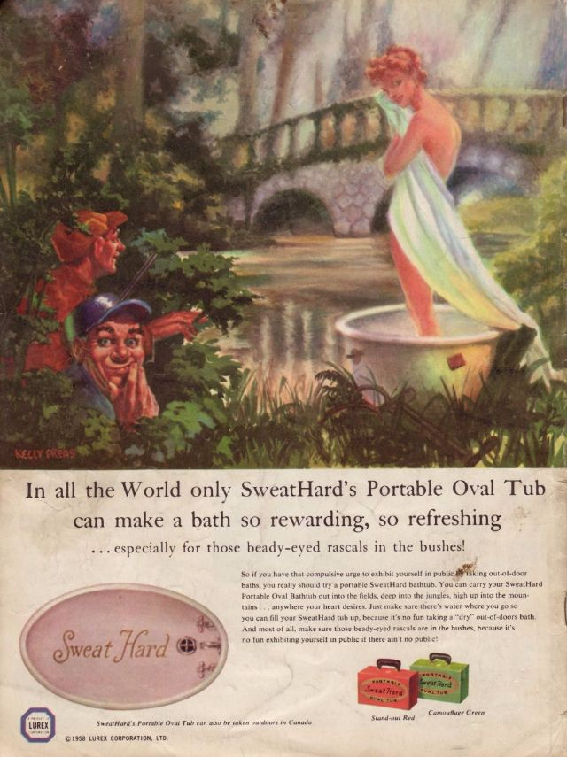 55 Vintage Spoof Ads b...