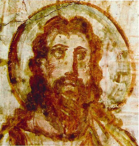Oldest Painting of Jesus Christ