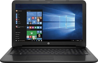 Best Cheap Laptop Under $500 -  HP Pavilion 15 15.6-Inch Laptop (AMD Quad-Core A6-5200 , 4GB RAM, 500GB HDD, DVD+/-RW, Webcam, Wifi, HDMI,Windows 10),Black