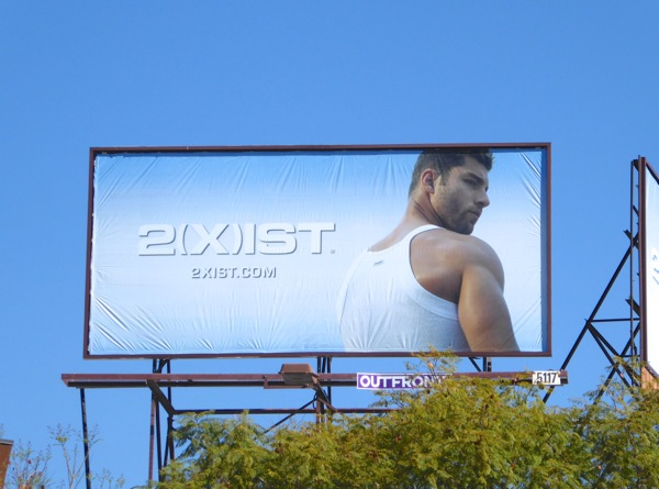 2xist Spring 2016 tank top billboard