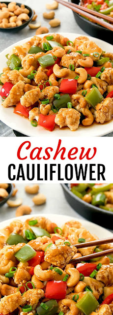 Cashew Cauliflower