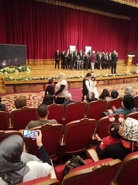 لأول مره بمصر مُلتقى الإنسانيه لذوي الاحتياجات الخاصة