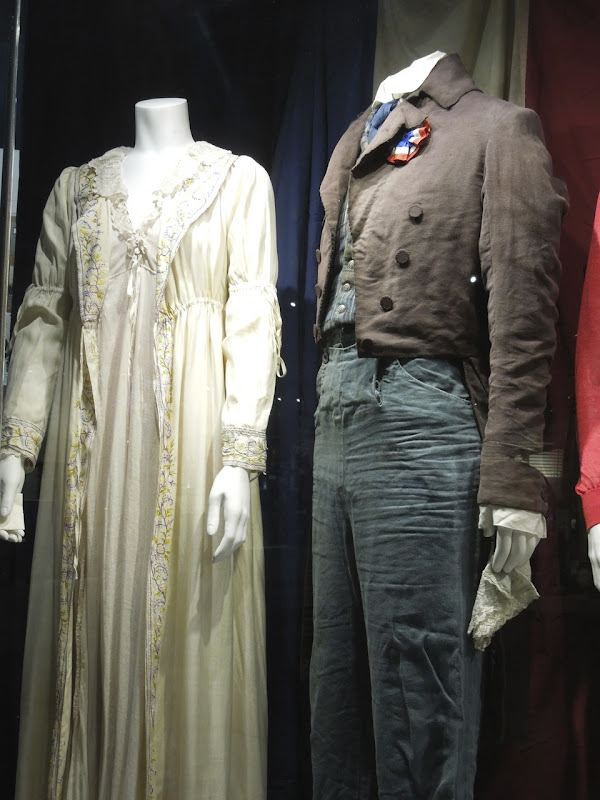 Original Cosette Marius Les Misérables film costumes