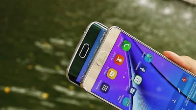 Samsung S6 Edge với Note 5