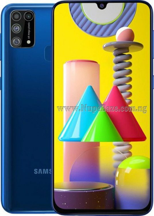 Samsung Galaxy M31 Specifications And Price In Nigeria