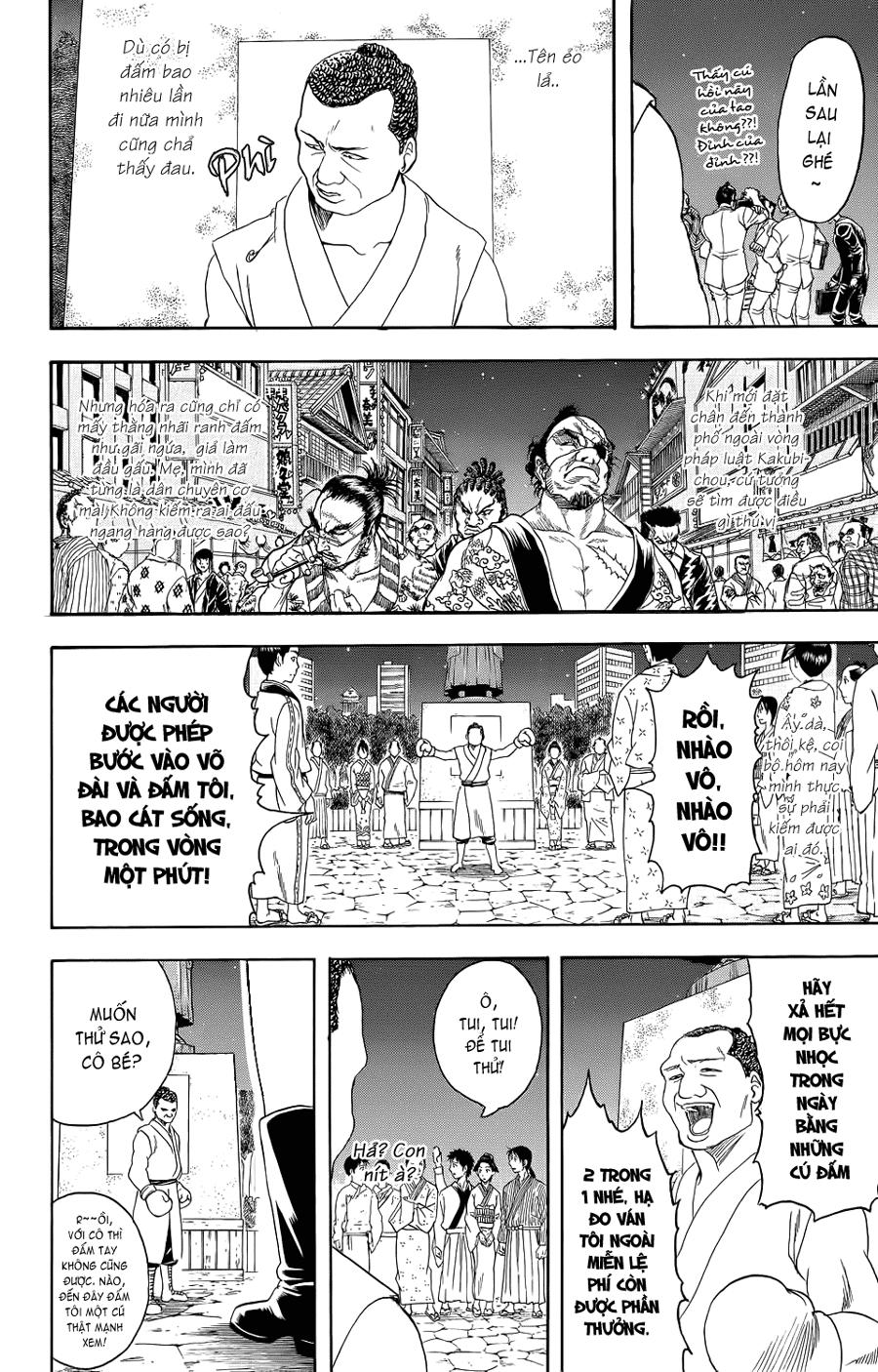 Gintama Chap 333 page 6 - Truyentranhaz.net