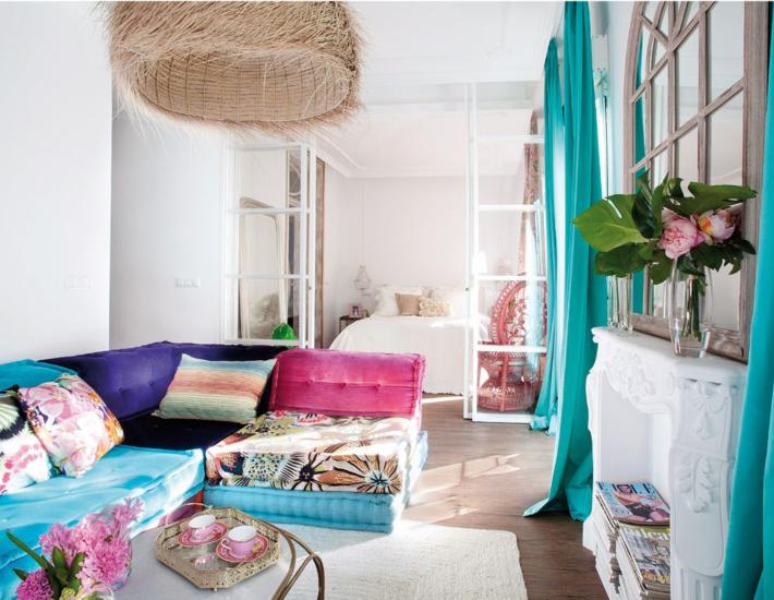 Una vivienda en femenino y natural