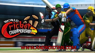 World Cricket Championship 2 Mod Apk + Data v2.8.6.6 VIP All Unlocked