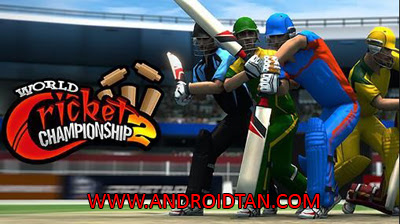 World Cricket Championship 2 Mod Apk + Data v2.8.2.1 (All Unlocked) Terbaru 2018