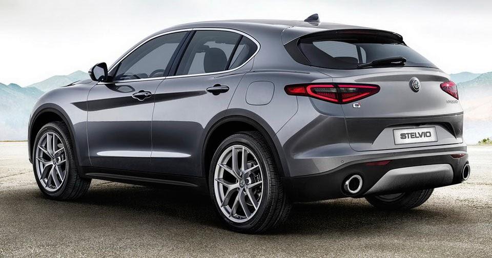 Alfa Romeo Will Share Giorgio Platform With Jeep Dodge
