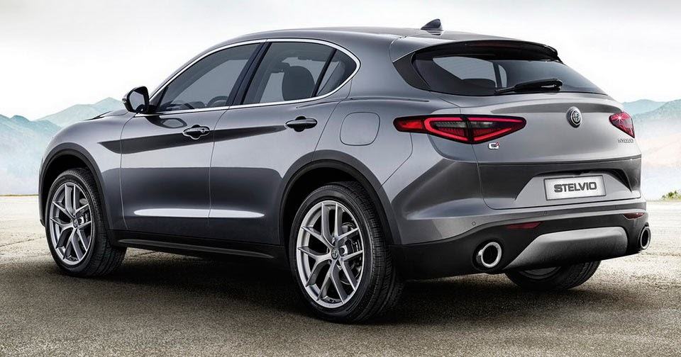 Alfa Romeo Will Share Giorgio Platform With Jeep Dodge
