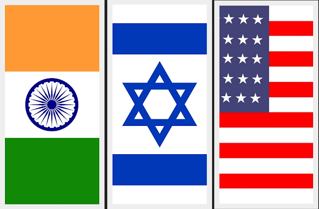 THE PAPER | India, Israel and U.S. : Past Challenges and Scope for the Future Defense & Strategic Cooperation