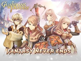 Guardians of Fantasy Apk v1.0.0 Mod