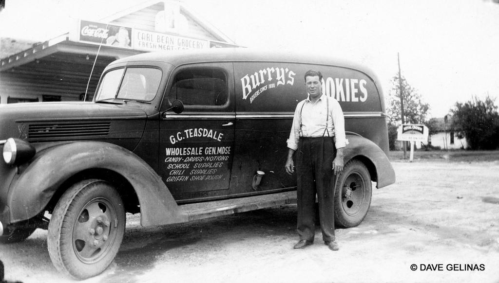 trucks Vintage panel