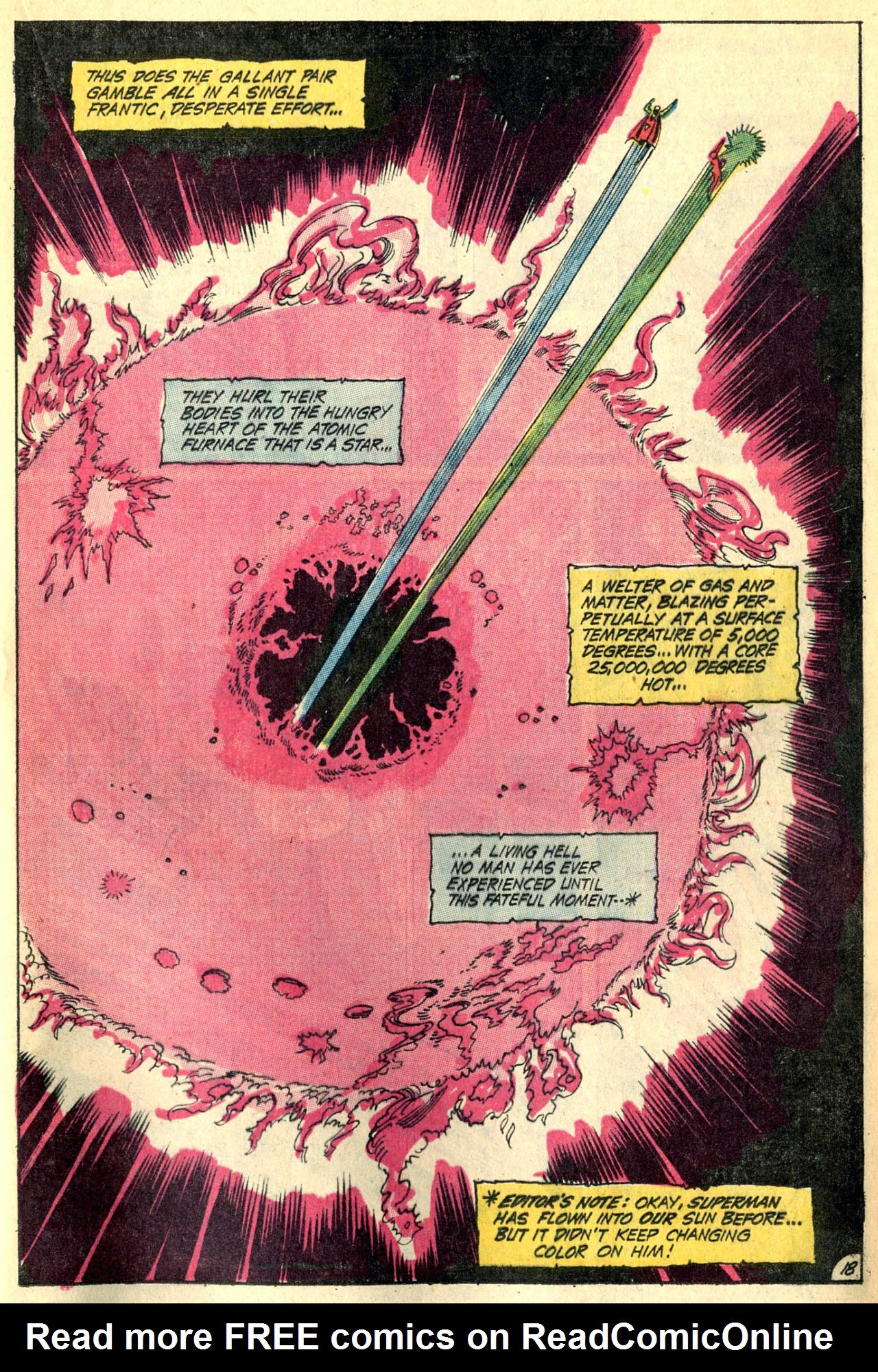 Read online World's Finest Comics comic -  Issue #198 - 22