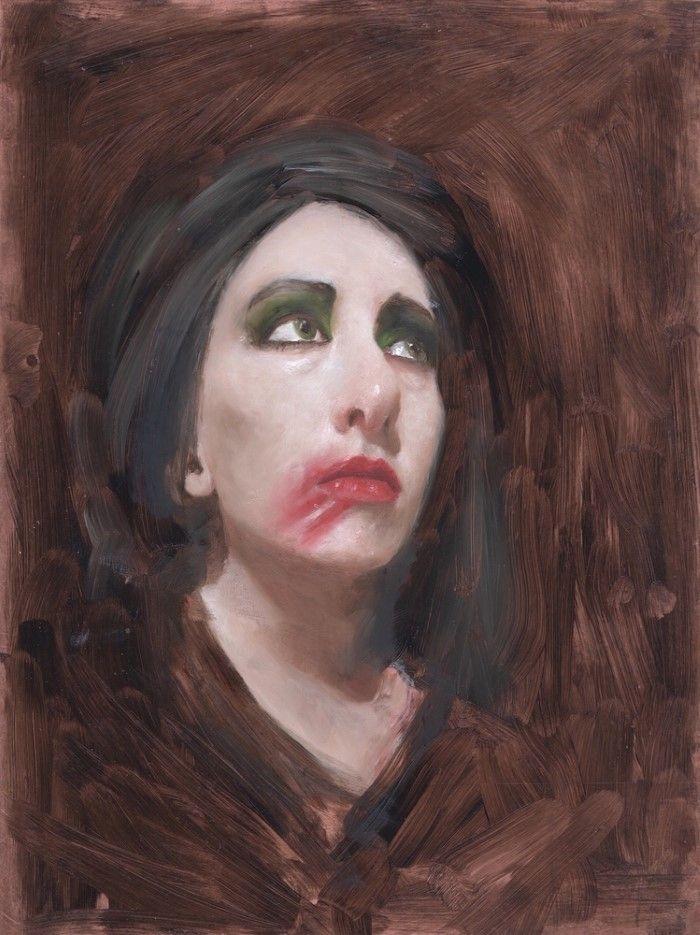 Британский художник. Justin Bradshaw