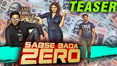 Sabse Bada Zero 2018 Hindi Dubbed BRRip 480p 150Mb x265 HEVC