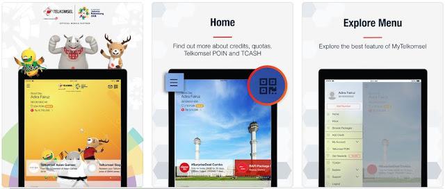 MyTelkomsel - Aplikasi Cek Pulsa, Kuota & Internet