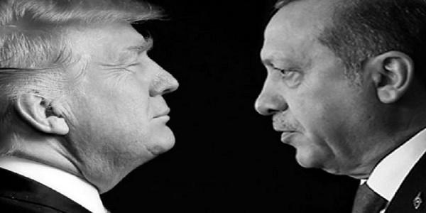 """Ο Τραμπ """"χαϊδεύει"""" Ερντογάν; Τηλεφωνική επικοινωνία που πρέπει να μας προβληματίσει"""