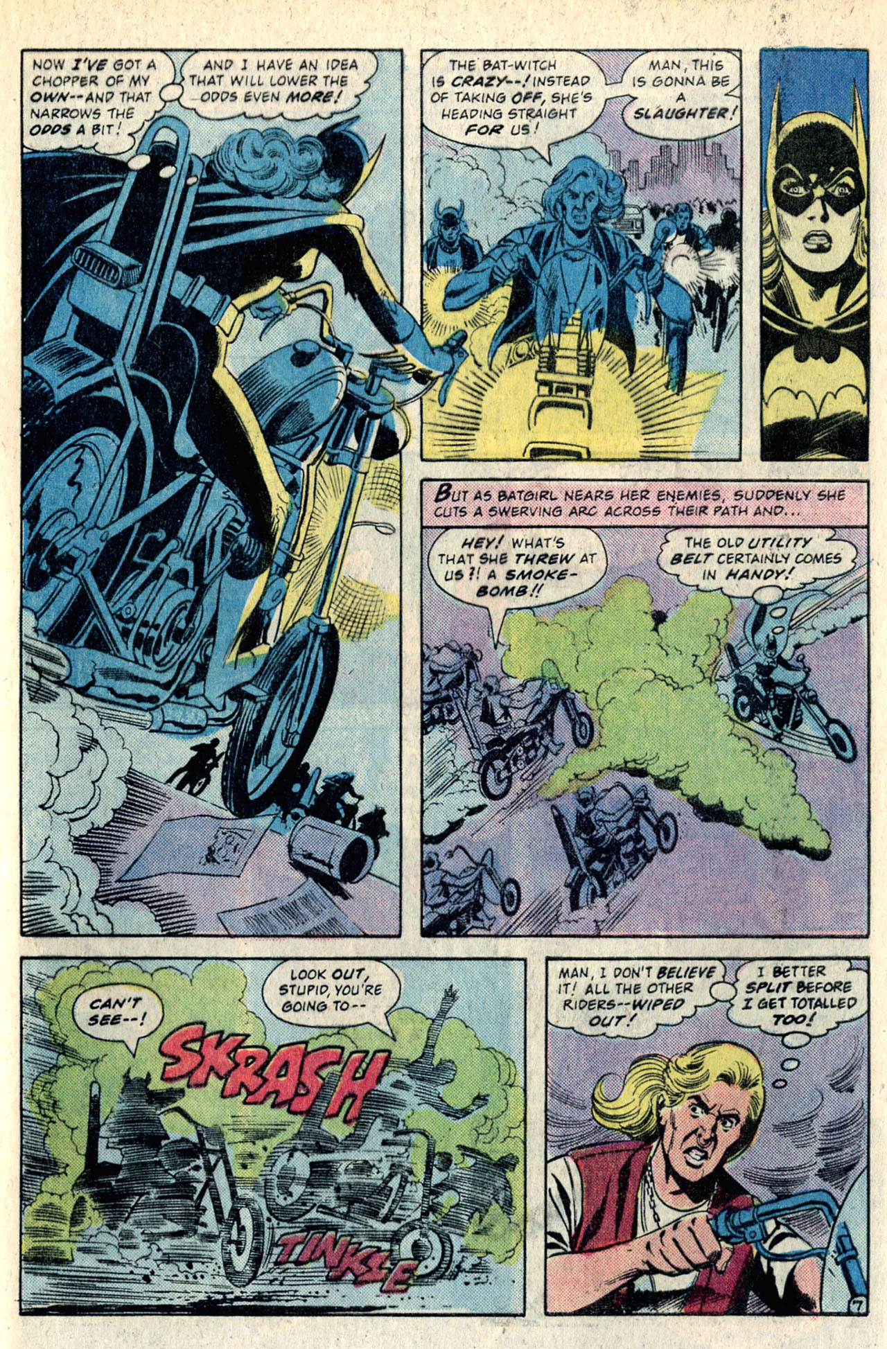 Detective Comics (1937) 513 Page 32