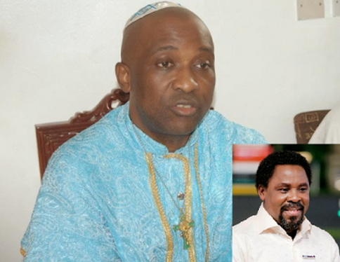 tb joshua charged mass murder