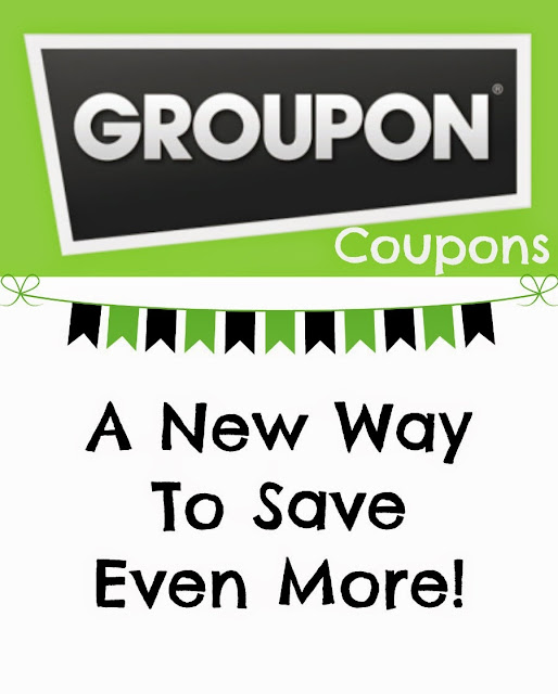Groupon Coupons, never shop the same again